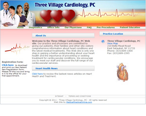 Three Village Cardiology, PC